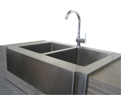 Details About 36 Stainless Steel Farm Apron Flat Front Kitchen Sink