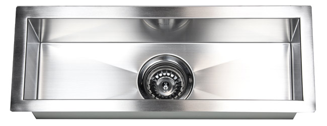 Small Sinks Kitchen 23 stainless steel zero radius narrow kitchen prep island bar sink great quality and great price each set sell workwithnaturefo