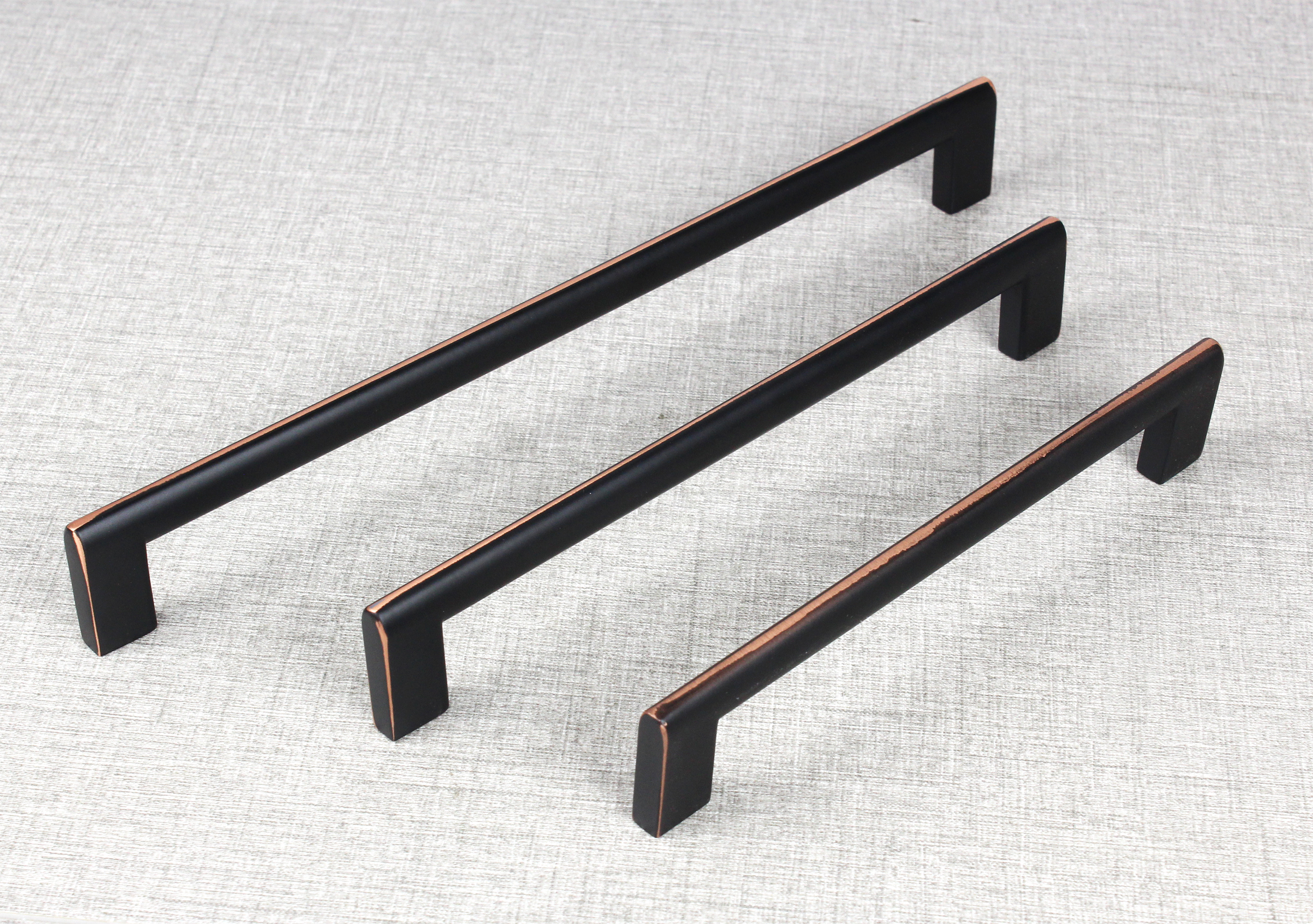 """8-1//8/"""" Key Shaped Kitchen /& Bath Cabinet Pull Handle with Stainless Steel Finish"""