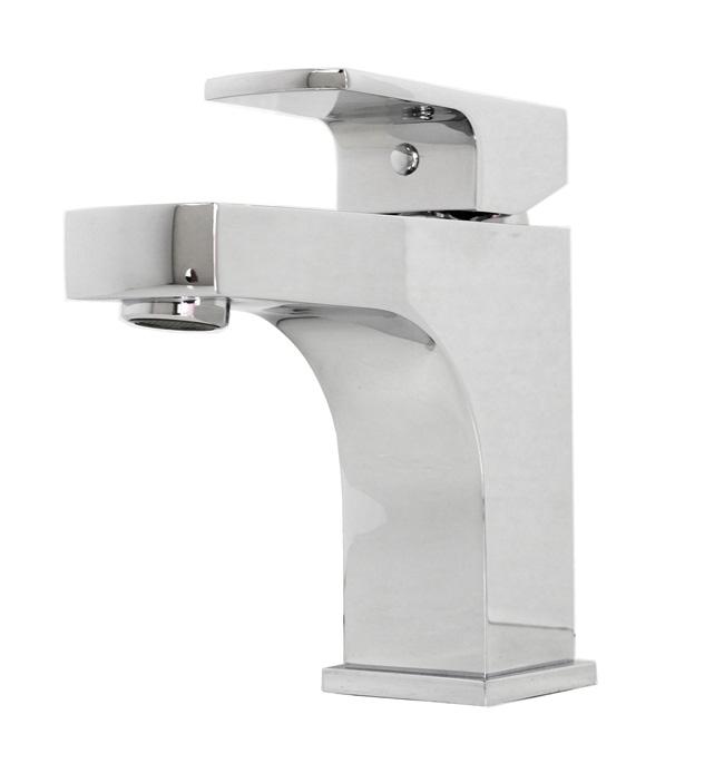 Solid Br Bathroom Faucet