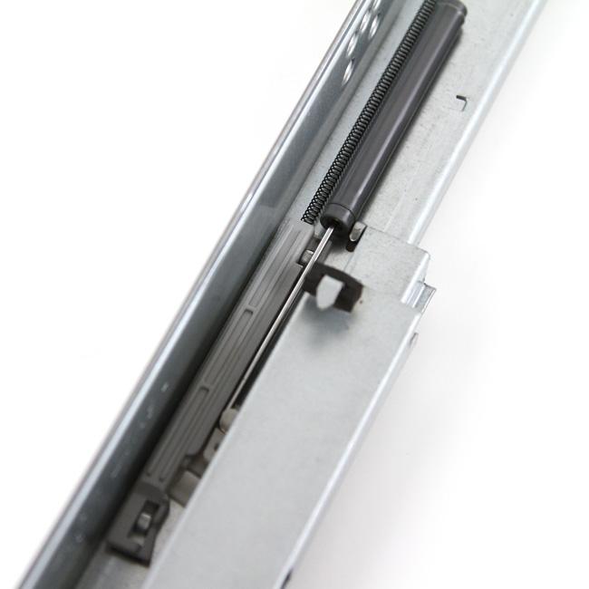 15 full extend soft close drawer slide f frame cabinet ebay. Black Bedroom Furniture Sets. Home Design Ideas