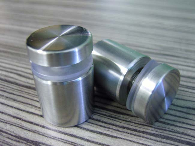 1 Quot Diameter 2 Quot Length Round Stainless Steel Standoff For
