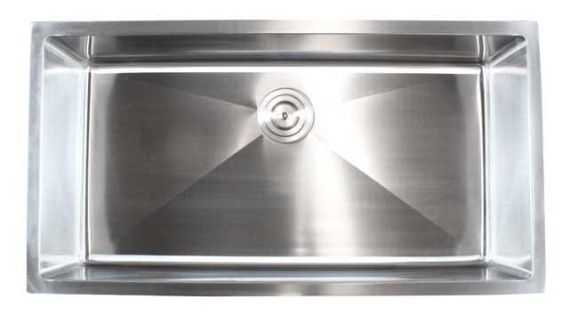 36 Quot 15mm 1 2 Quot Radius Square Corner Stainless Steel